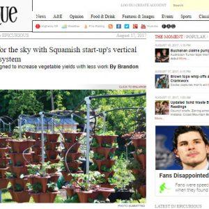 Vertical Garden Pique Magazine