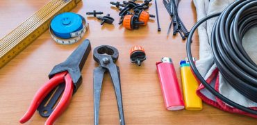 Dripper tools and supplies